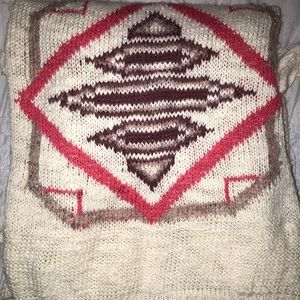 BKE Sweaters - BKE Aztec cardigan size medium